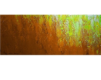 IMPASTO Canvas original Art Large Home Decor Canvas wall hangings.