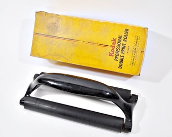 Vintage Kodak Professional Double Print Roller