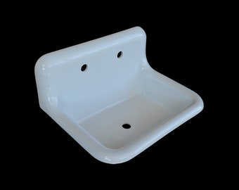 "DROP-IN DESIGN! 24"" x 18"" Single Bowl Reproduction Farmhouse Sink - Model #SB2418"