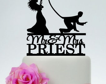 Funny Cake Topper,Custom Fishing Cake Topper,Mr and Mrs Cake Topper With Last Name, Outdoor Wedding Cake Topper, Gone Fishing Wedding C176