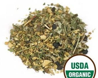 Sniffle Tea, Organic