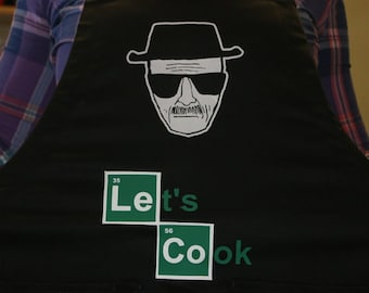 Awesome!!!! Let's Cook Apron from Breaking Bad