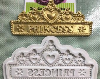Princess Tiara Topper