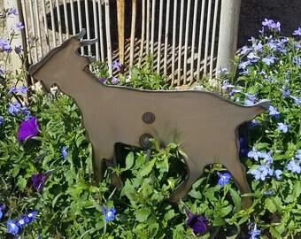 GOAT Metal Garden Stake