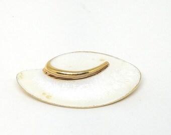 25% OFF SALE JJ Jonette Jewelry Vintage Abstract Enamel Pin