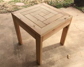 my home fully assembled paint or build small for furniture table outdoor patio stain with free finished ready plans a soul and
