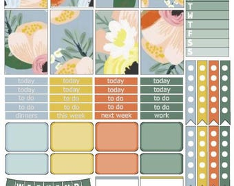 Madeline | Weekly Printable Planner Kit