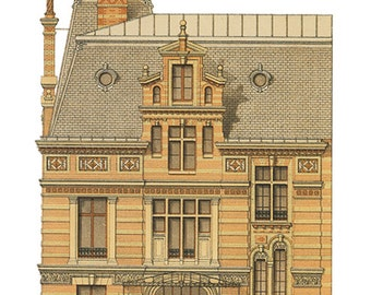 Victorian House- No.VH-4458