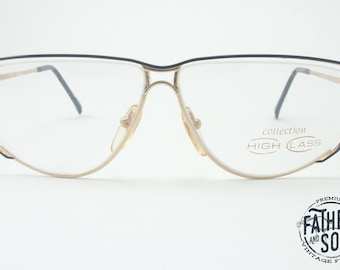 High Class \ one of a kind 80s Vintage Frames / new old stock