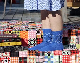 Knitting Pattern - Royal Feet