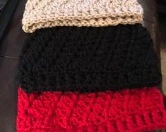 Spiral Bun Hat, Can make to order
