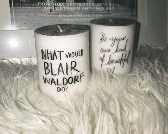 Was Würde Blair Waldorf ...