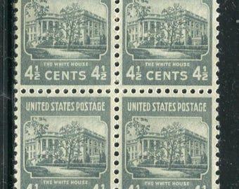 Gray Stamps/5 Unused Vintage 1930's Postage Stamps