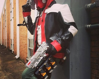 Red Hood Arkham Knight Complete Costume