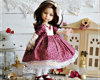 outfit  handmade on the doll  Paola Reina Little Darling