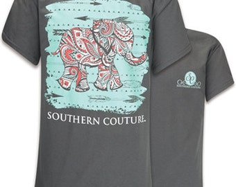 Youth, Southern Couture, Paisley the Elephant
