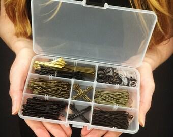 Hair Styling Pin Kit