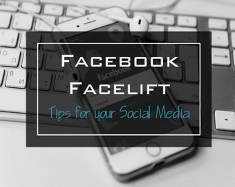 Facebook Facelift, Marketing Tips, Social Media Tips, Facebook Ads, Social Media, Animated Instagram, Facebook Marketing, Facebook Tips