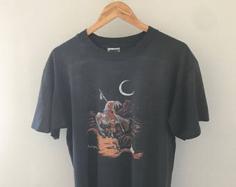 80's End of the Trail Tee