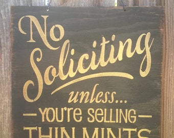 no solicitation sign, No Soliciting Sign, funny no soliciting, no solicitors, front porch sign, porch rules, front door decor, 85