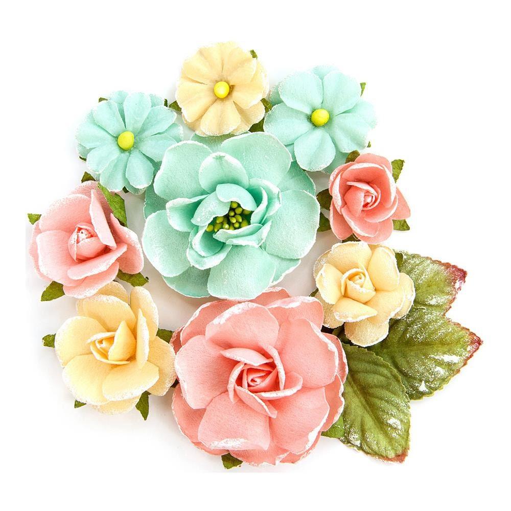 Pastel Paper Flowers Prima Flowers Prima Grace Flowers