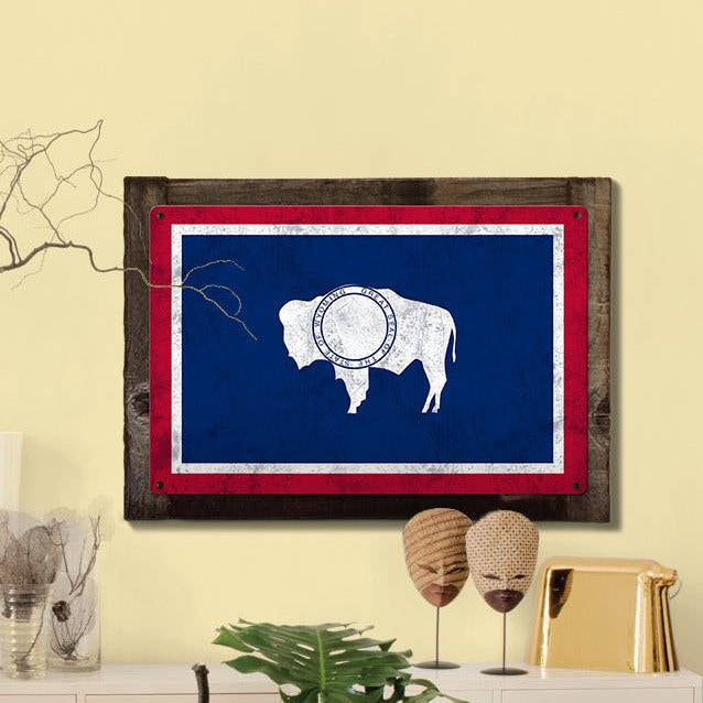 State Flag Home Decor