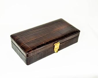 Mens jewelry box Etsy