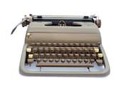 Rare Typewriter, Vintage ...