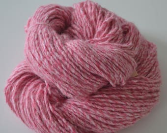 Merino Blend Worsted Weight Reclaimed Yarn