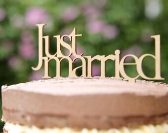 Wedding Cake Topper | Wood Wedding Topper | Timber Wedding Cake Topper | Wooden Wedding Topper | Wedding Topper | Timber Cake Topper