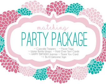 Coordinating  Party Package