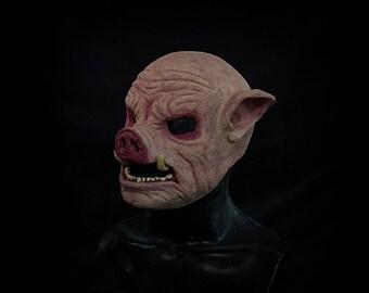 Pigman Mask Pink Flesh