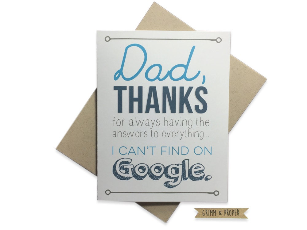 Birthday Cards For Daddy From Daughter ~ Dad birthday card funny father s day card stepdad thank