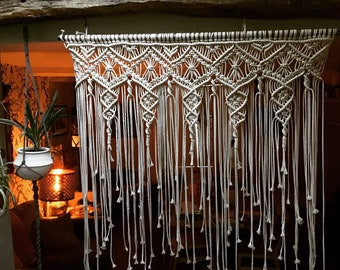 Large Wall Hanging. Made to order.