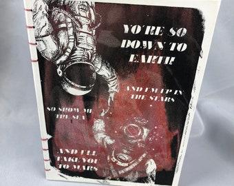 Astronaut A5 Journal