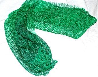 African Exfoliating Body Net / African net sponge / Eponge Fillet / Dead Skin Remover / African sponge / Exfoliating washcloth
