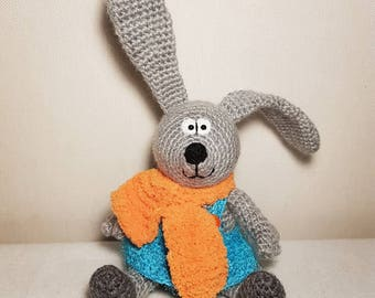 Crochet rabbit (bunny)