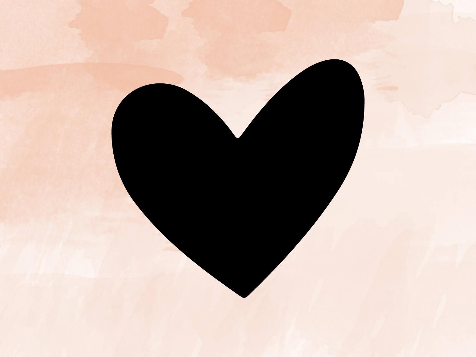 Download Heart SVG File Heart Cut File Heart Cricut Love Svg File
