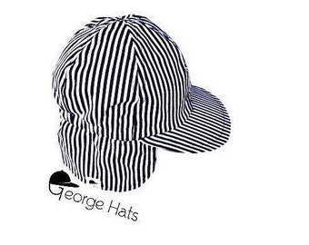 STRIPES Hat / Baby Sun Hat / Kids Sun Hat / Kids Swim Hat
