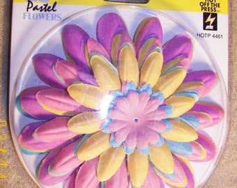 ON SALE  Pastel Flowers