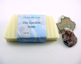 4 Soaps, Natural Soap, Coconut Oil, Cold Process, Shea Butter, Palm Oil sustainable source, essential oils