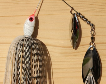 Son of a Bass The Holy Shad Spinnerbait Fishing Lure