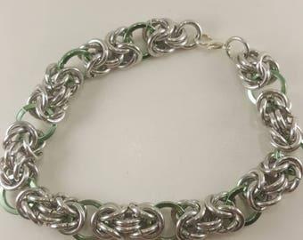 Byzantine Link Bracelet