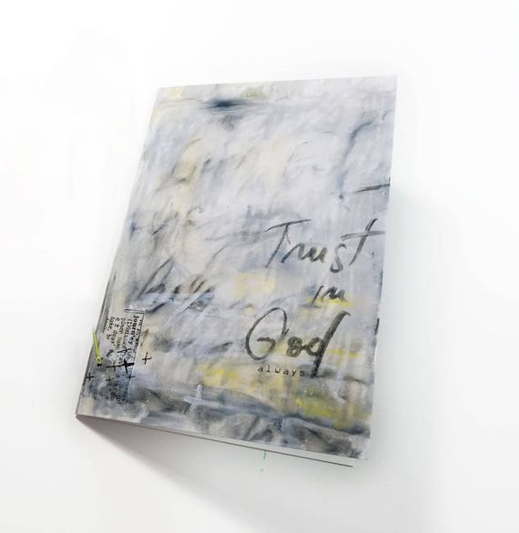 Trust in God Note Card 5x7