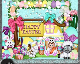 Easter Town