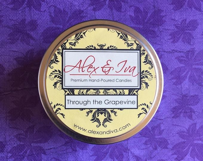 Through The Grapevine - 8 oz. tin