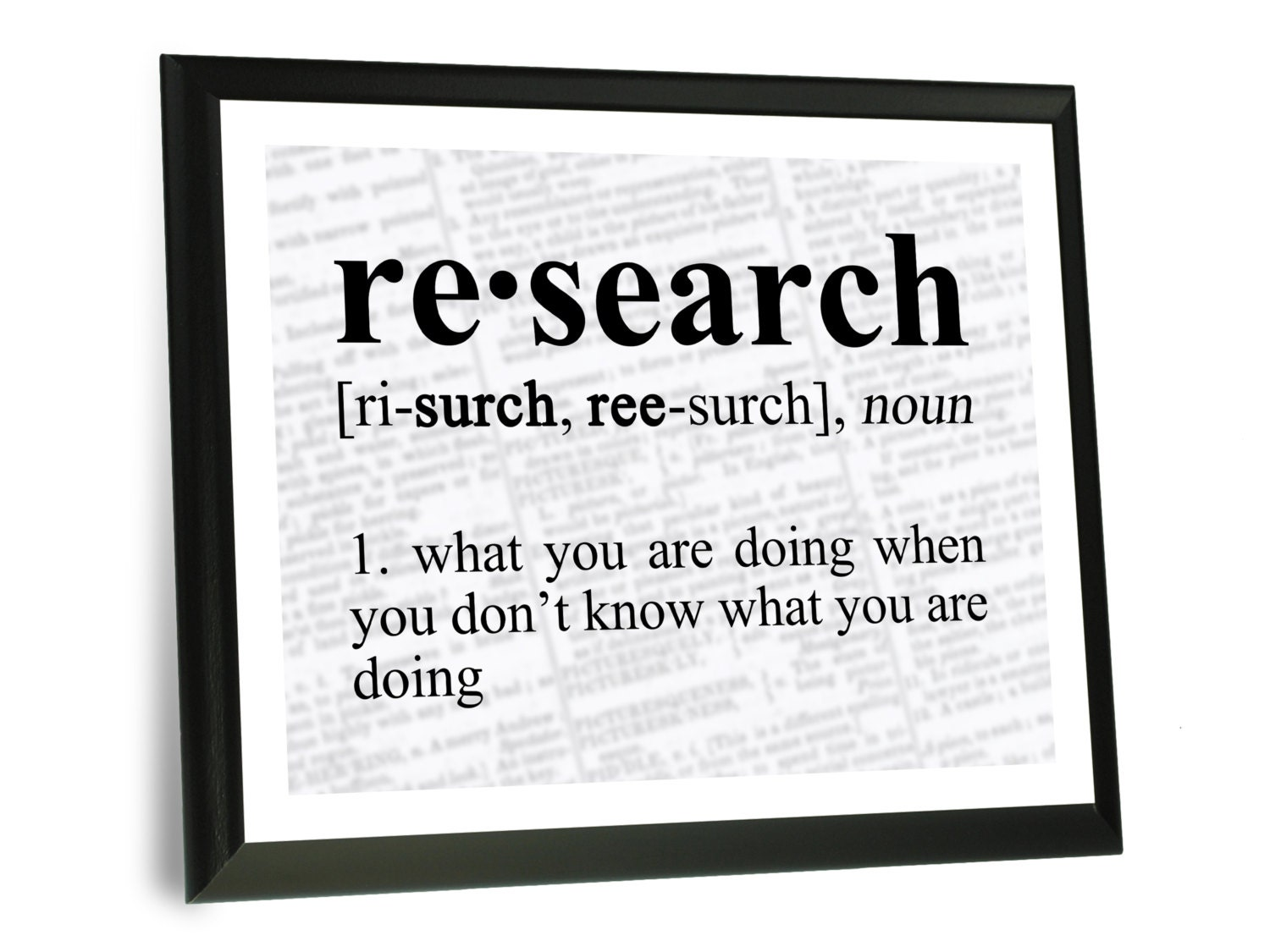 Quotes On Research Funny Science Quote Wall Art Research Definition Wood Sign