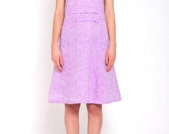 Elegant  Linen dress