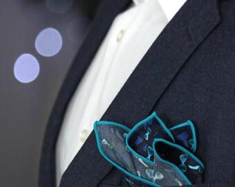 "Pocket Square 8""x8"" Men's Silk Pocket Square Handkerchief Hanky Hankie Squares Suit Tie Ties Necktie"