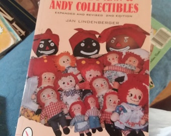 Raggedy Ann and Andy collectibles